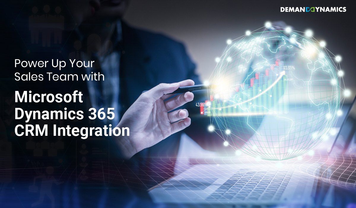 Microsoft Dynamics 365 CRM Integration Options and Benefits