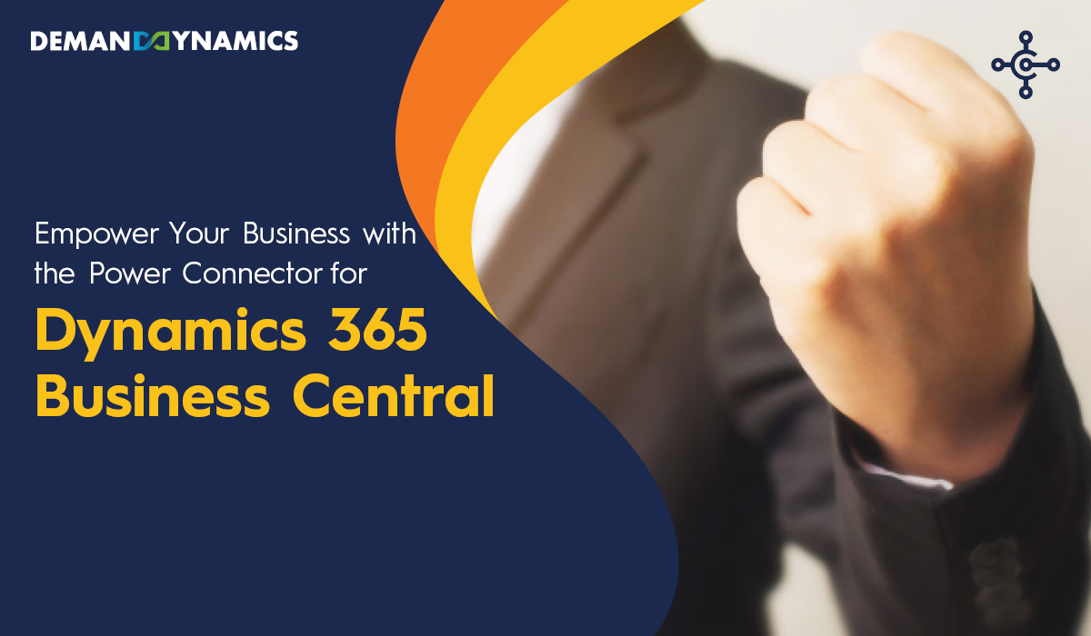 Power Connector for Dynamics 365 Business Central