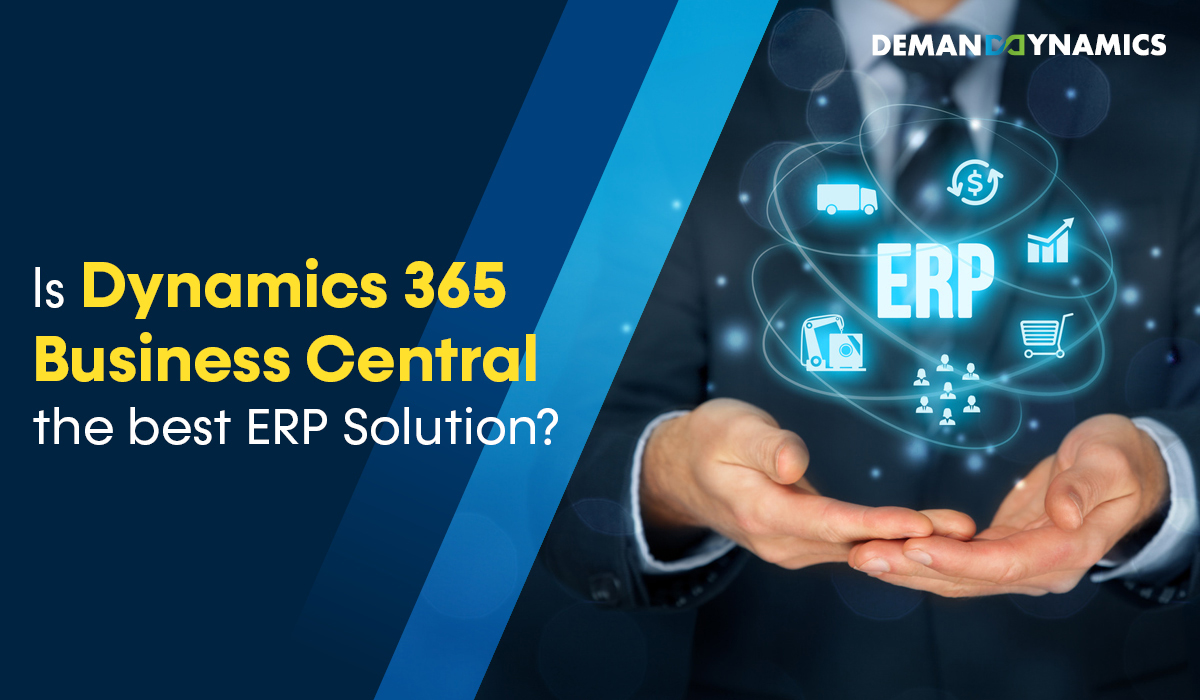 5 Reasons to Upgrade to Dynamics 365 Business Central. Here's why.