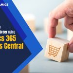 How to create Drop Ship Sales Order using Dynamics 365 Business Central