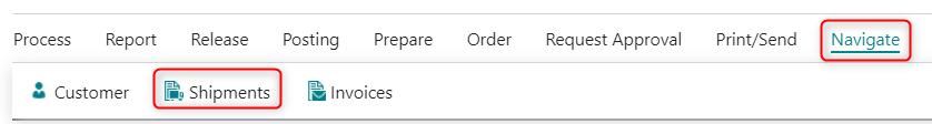 Dynamics 365 Business Central - Drop Ship Sales Order