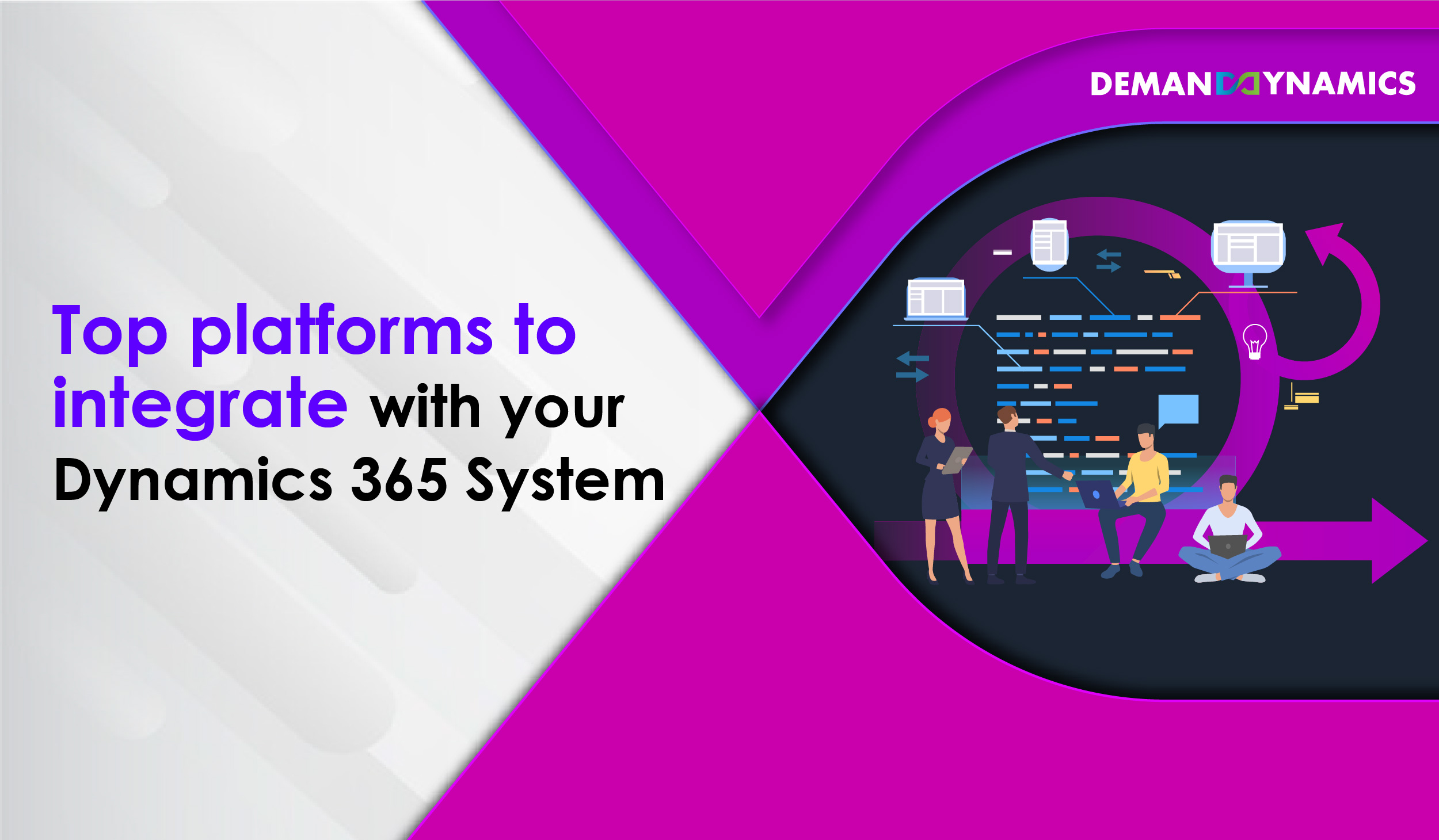 Top platforms to integrate with your Dynamics 365 System