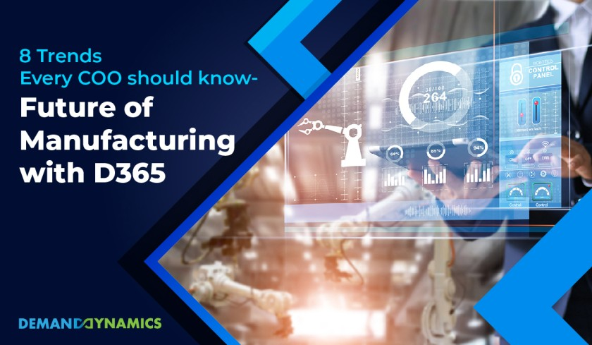 Future of COO in Manufacturing Industry