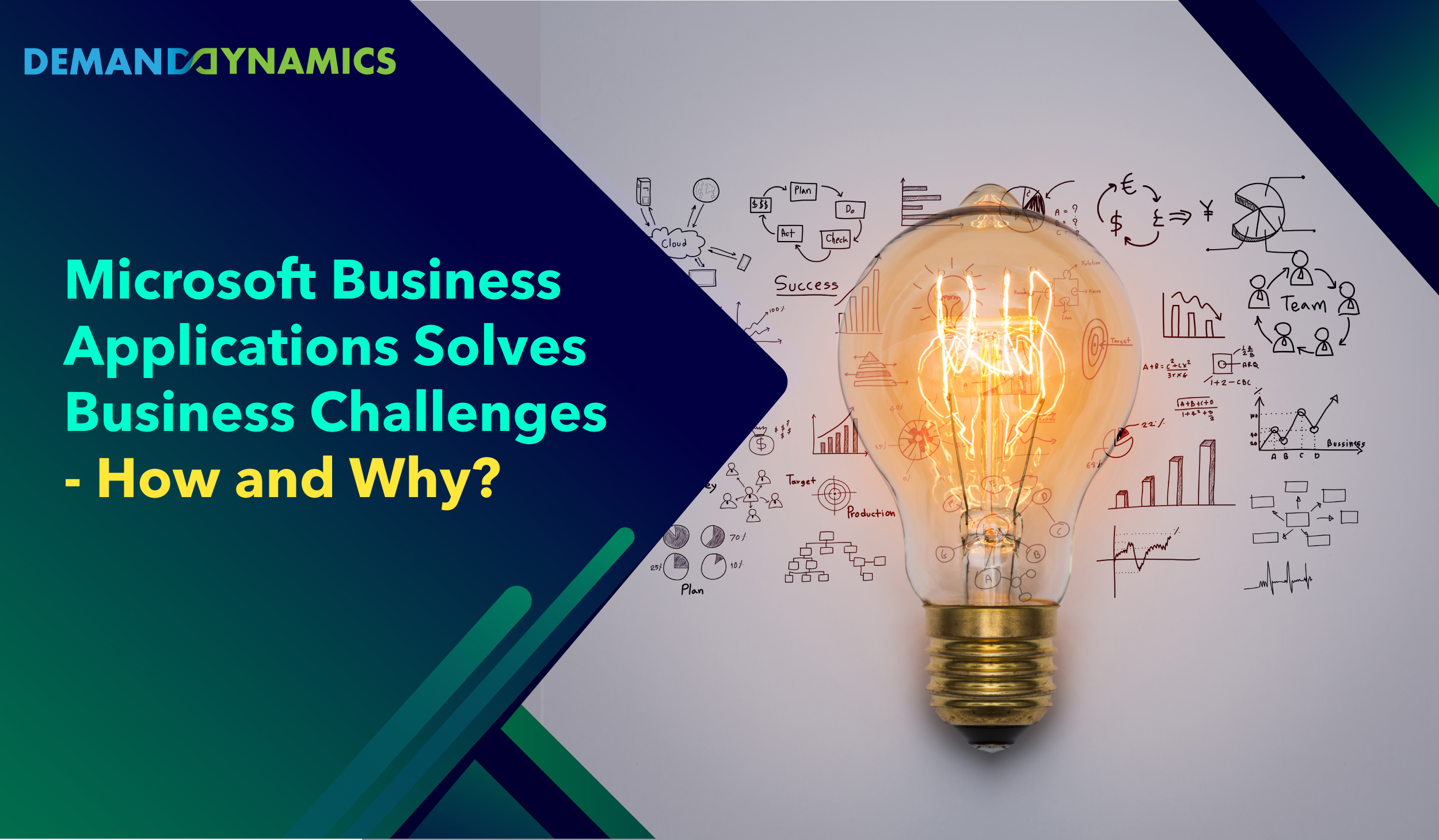 Microsoft Business Applications Solves Business Challenges – How and Why?