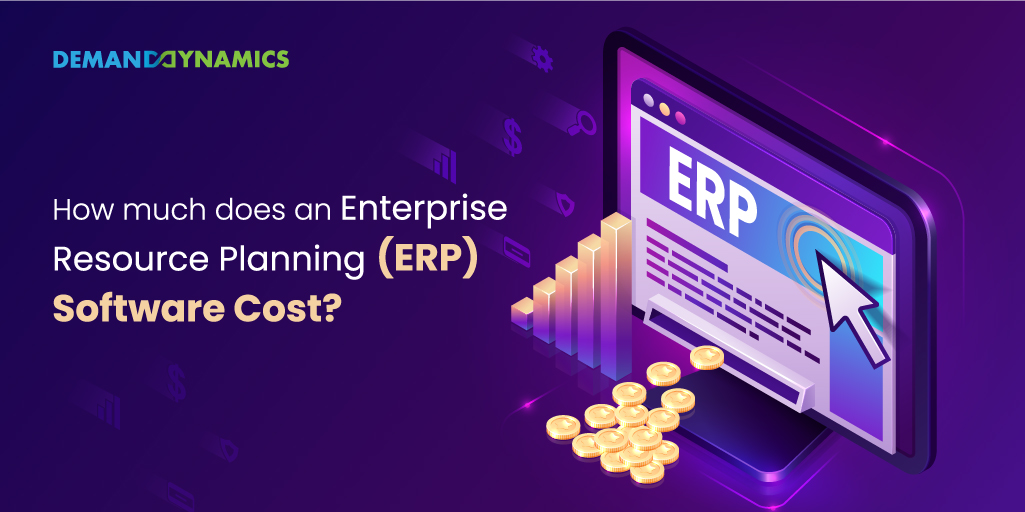 How much does an Enterprise Resource Planning (ERP) Software Cost?